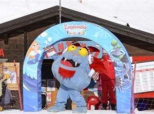 Parco giochi Fantaski a Adamello Ski Pontedilegno-Tonale