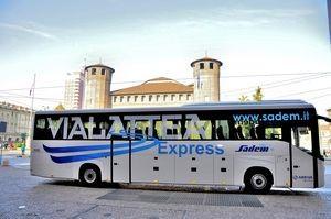 Bus Navetta Vialattea Express
