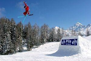 snowpark Areaeffe a Pila