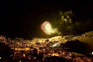 capodanno a Ortisei, Val Gardena