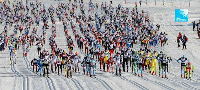 Sgambeda, evento sportivo a Livigno