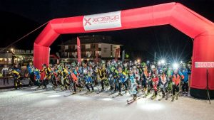 Folgrait Skialp Race: gara di scialpinismo in notturna