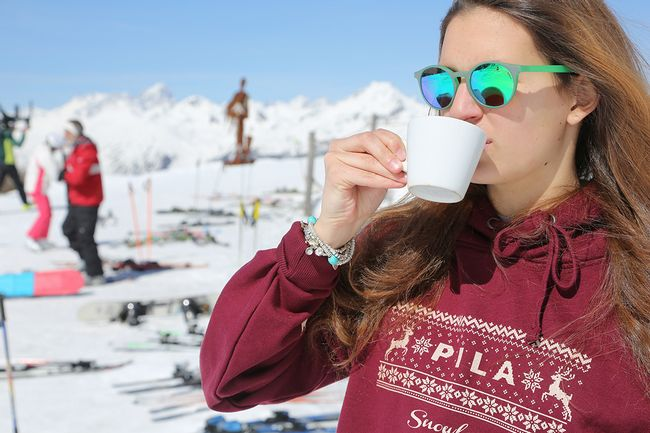 Pila, relax dopo lo sci