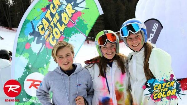 Sciare sull'Alpe Cimbra