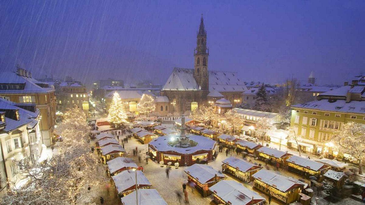 Hotel Bolzano Offerte Mercatini Di Natale